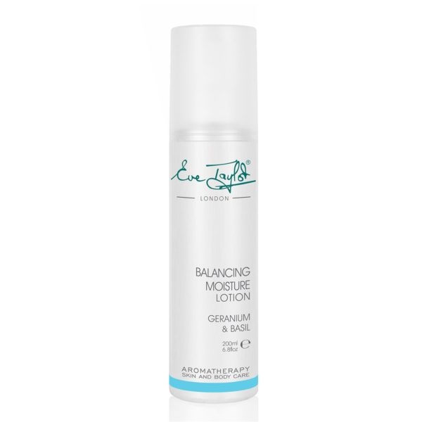 Balancing moisture lotion